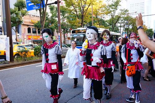 Kawasaki Halloween Parade 2013 49