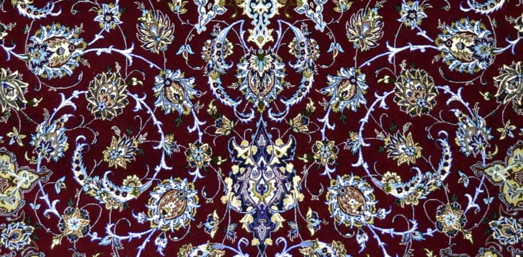 Isfahan 6 metri silk 2-4