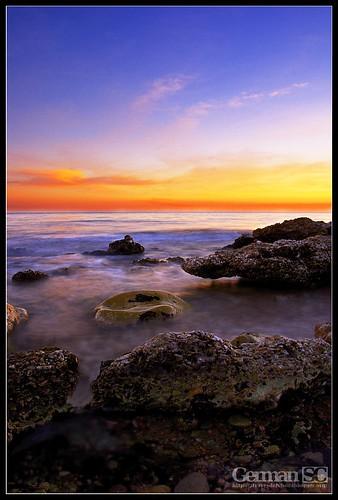 longexposure winter sunset sea sky beach nature water rock landscape mar spain mediterranean silk cel natura catalonia catalunya seda aigua roca platja posta paisatge hivern mediterrani almadrava tamron1750f28 llargaexposició sonyalphadslra200 atravésdelvisor germansc
