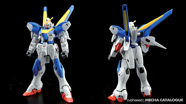 HGUC V2 Gundam - Colored Prototype Images