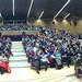 Panorámica del aula magna de Ciencias en GrinUGR by POLISEA
