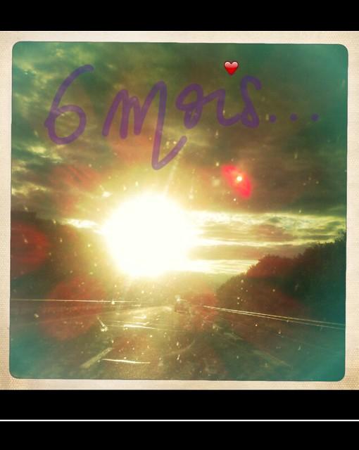 Soleil, 6 mois