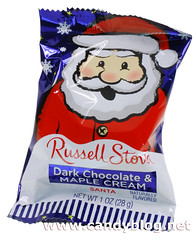 Russell Stover Dark Chocolate Maple Cream