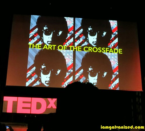 Art of the Crossfade at TEDX PCC Ardaia 2013
