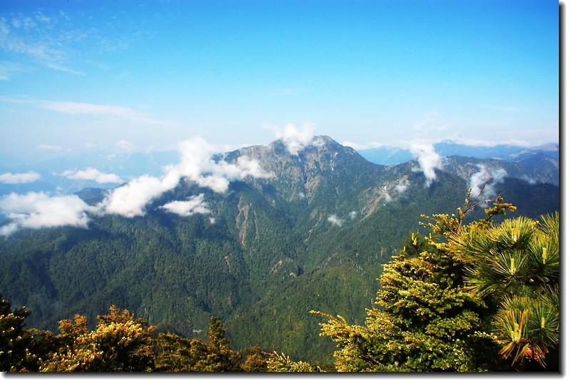 太魯閣大山(From 帕托魯山) 2