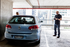 volkswagen golf mk5(0.0), automobile(1.0), automotive exterior(1.0), family car(1.0), wheel(1.0), volkswagen(1.0), vehicle(1.0), automotive design(1.0), volkswagen golf mk6(1.0), city car(1.0), compact car(1.0), bumper(1.0), land vehicle(1.0), hatchback(1.0), volkswagen golf(1.0),