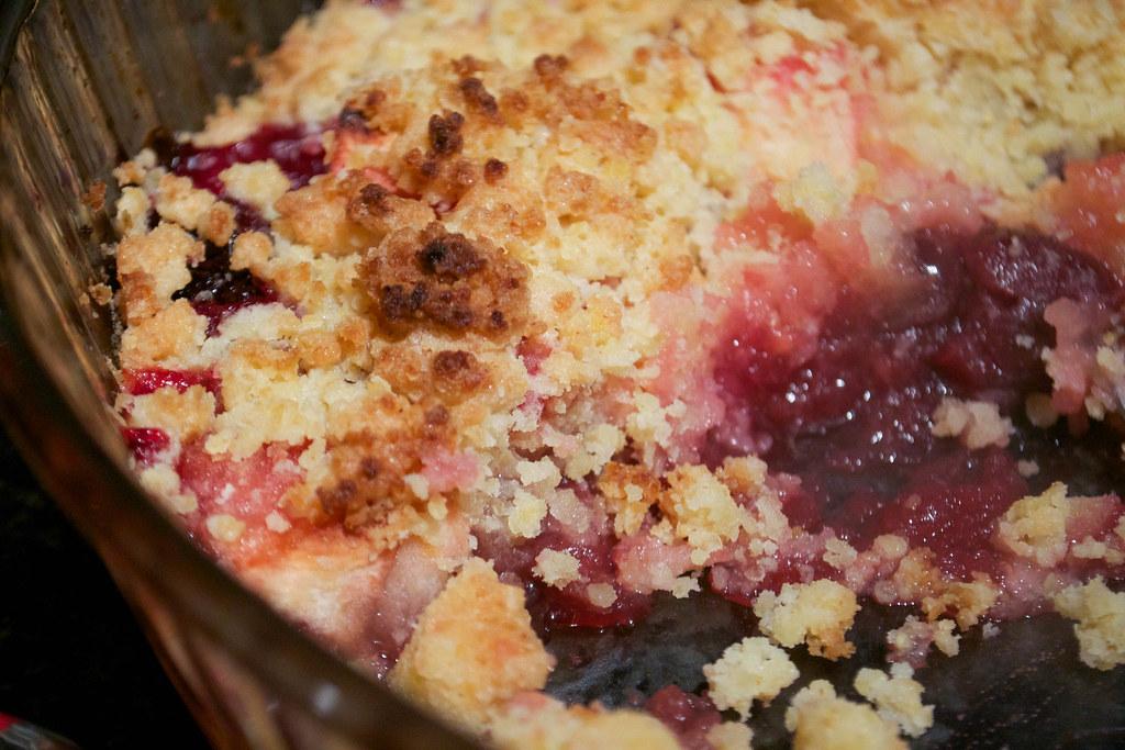 helens gluten free crumble mix