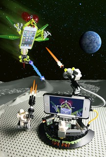 SmallWorks LEGO Space Attack