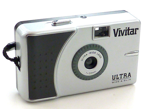 Vivitar Ultra Wide and Slim by pho-Tony