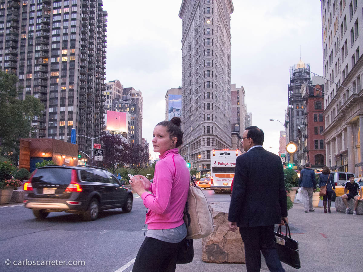 Madison Square - Flatiron