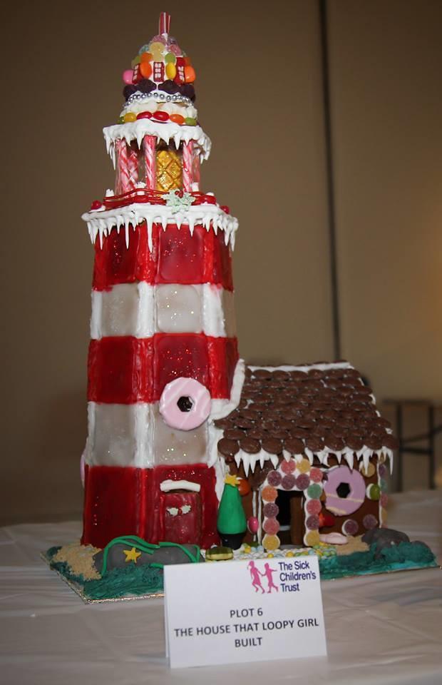 gingerbread house lisa vincent