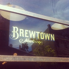 Great coffee, tasty menu and beautiful fitout. Glad to have you in the neighbourhood, @brewtownnewtown!