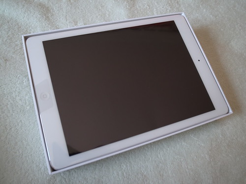 iPad Air White 32GB