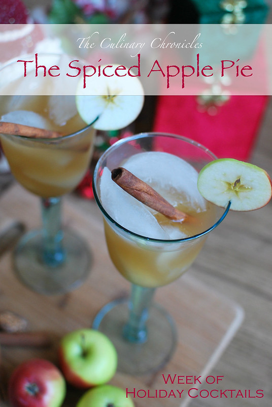The Spiced Apple Pie