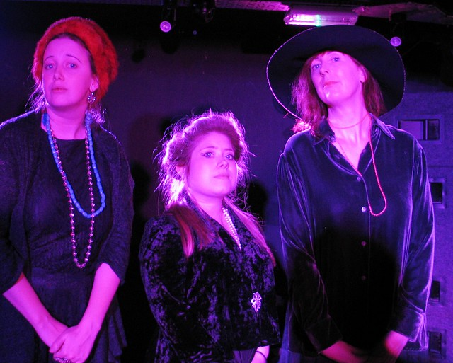 The Book Week Scotland/Inky Fingers Dead Poet Slam: the scary judges, Edith Sitwell, Aphra Behn and Vita Sackville-West