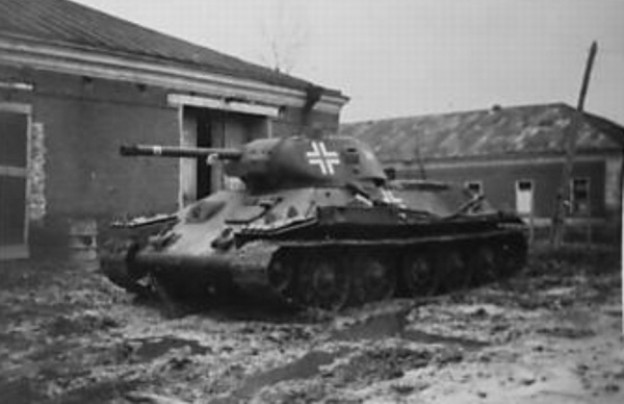 Soviet Technics in German Units (10)