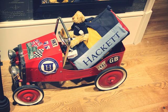 Hackett Barcelona - Monicositas