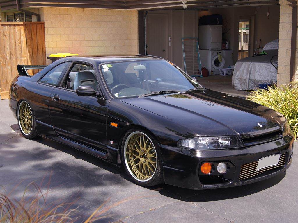 nissan skyline r33 owners manual
