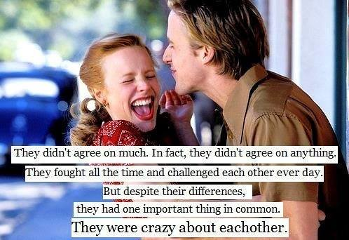 Notebook Quotes | Lovequote Quotes Heart Relationship Love The Notebook Flickr