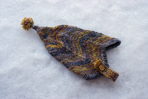 Handspun Rumpled Elf