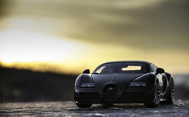 "Bugatti Veyron ""Edition Merveilleux"" AUTOart Signature 1/18"
