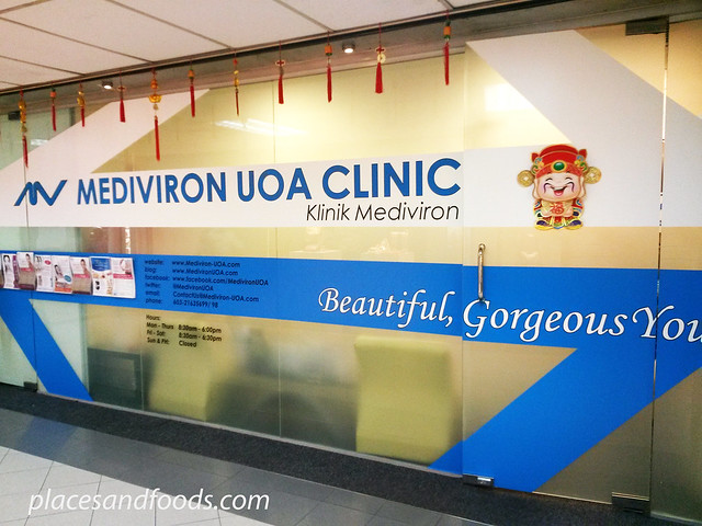 mediviron uoa clinic