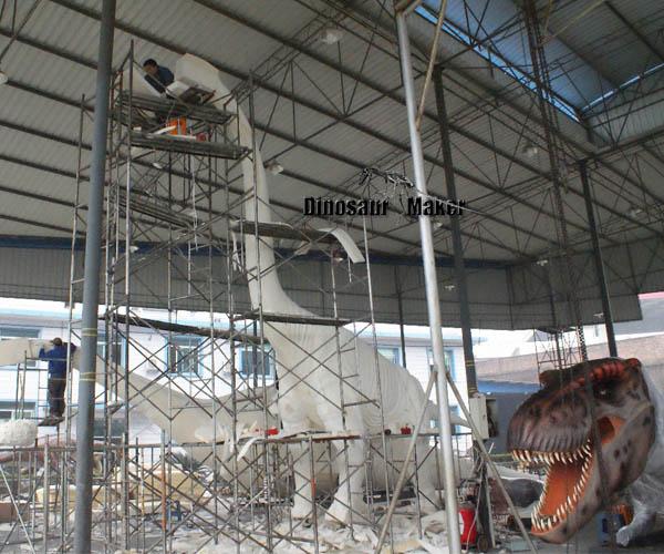 Alive Dinosaur Replicas