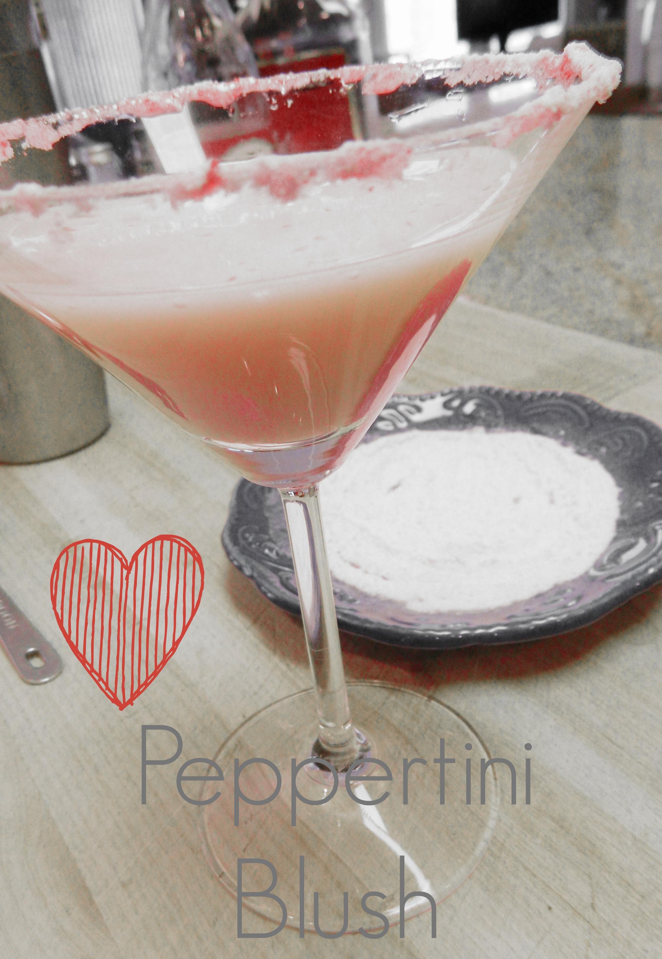 peppertini blush recipe
