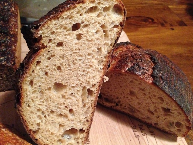 Josey Baker Bread's Country Sourdough