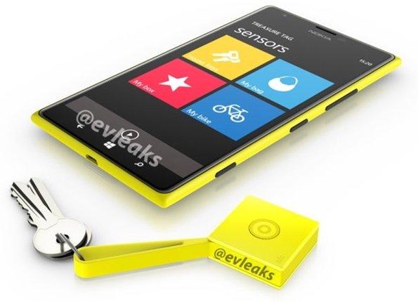 Treasure Tag для Nokia