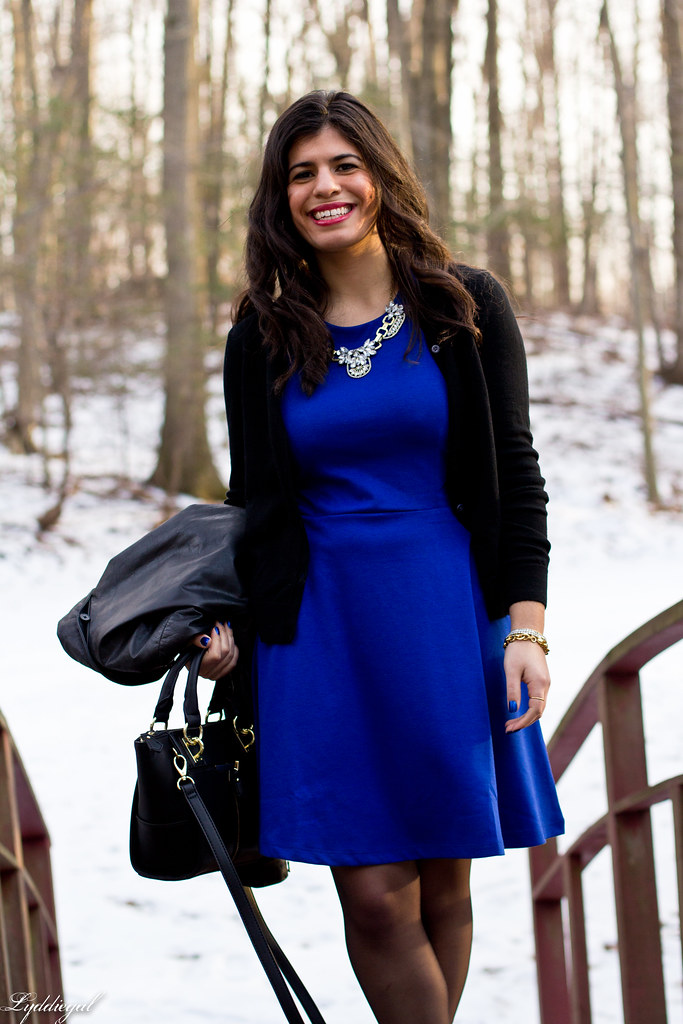 Blue Dress Jacket - JacketIn