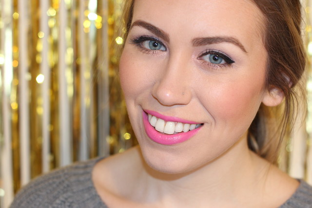 Valentine's Lip Colors on Living After Midnite Makeup