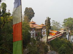 Bhutia Busty Monastery