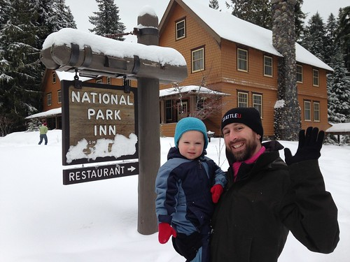 National Park Inn, Mt. Rainier