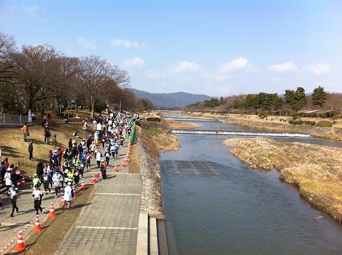 2014/02 京都マラソン2014 #04