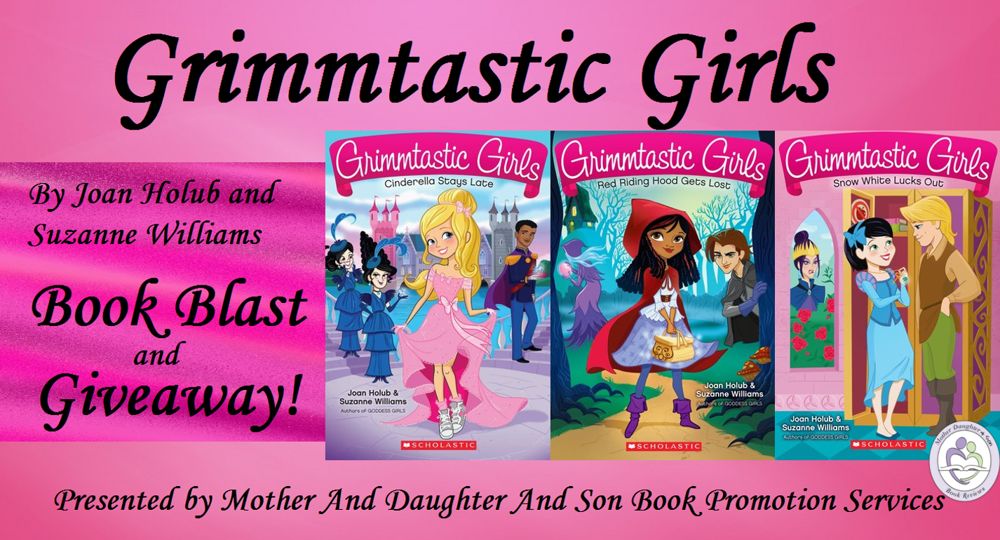 Grimmtastic Girls Book Blast