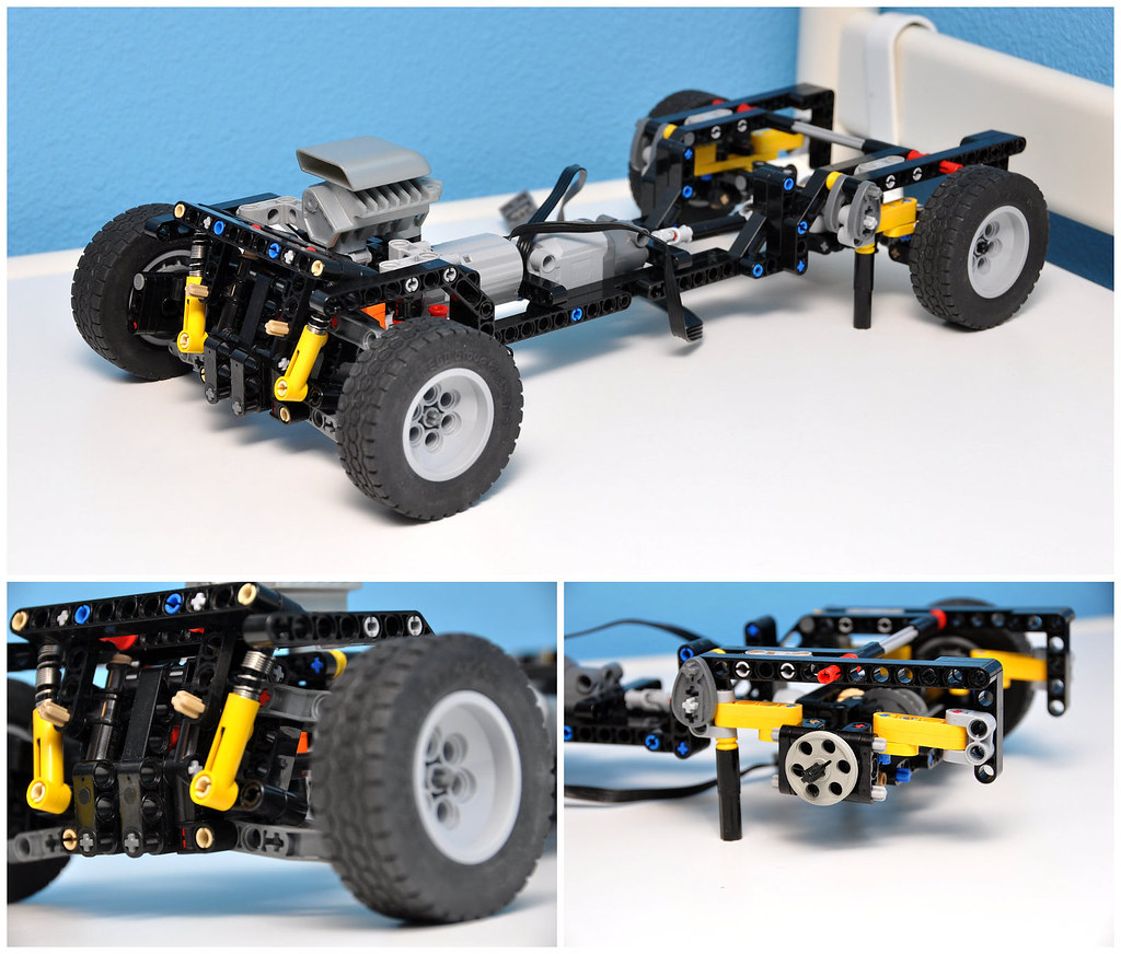 wip mustang rebuild lego technic and model team. Black Bedroom Furniture Sets. Home Design Ideas