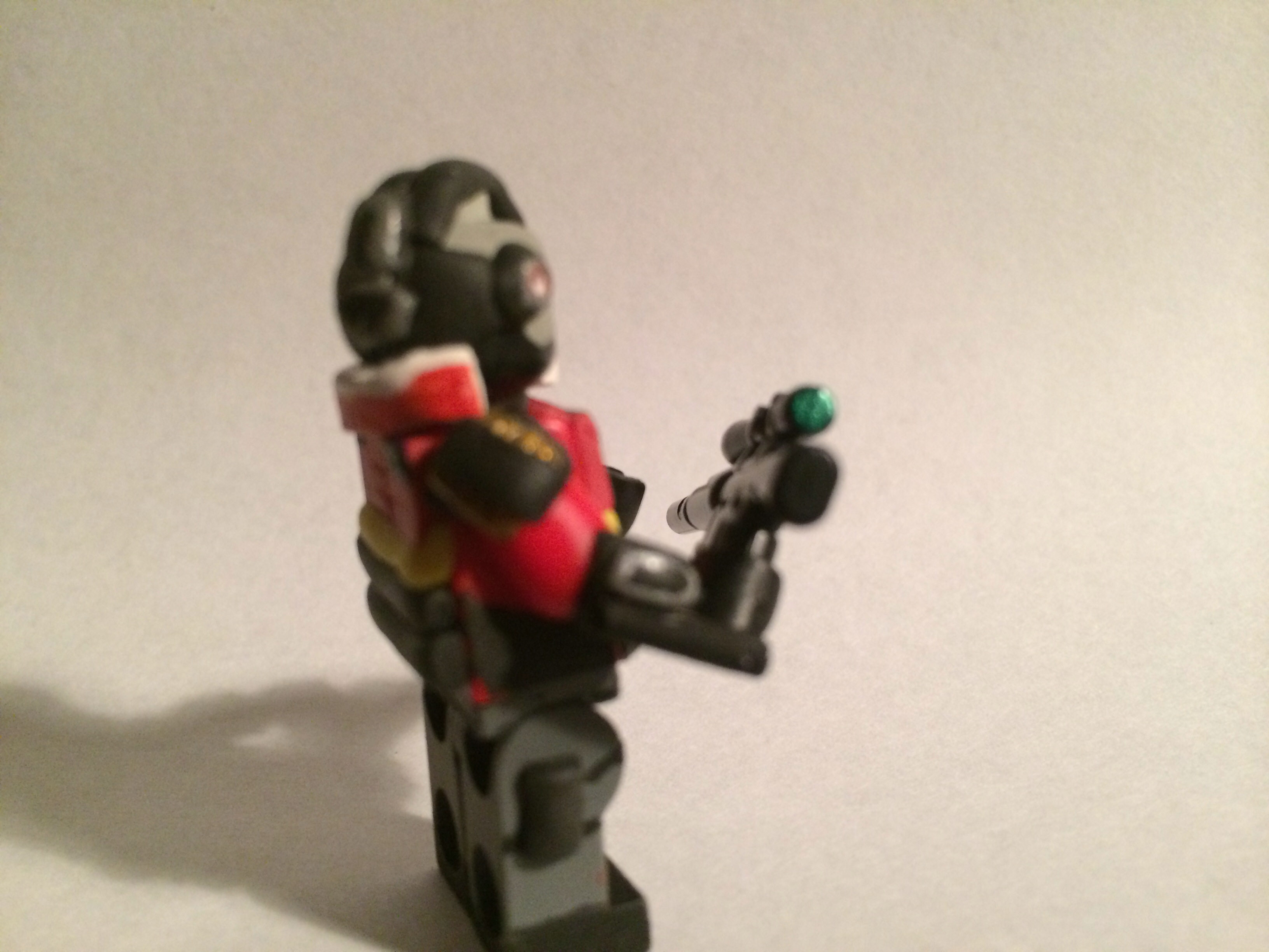 Lego Deadshot Arkham Origins images