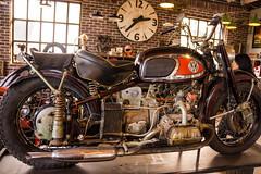 Von Dutch Volkswagen Motorcycle 1 It Is A Custom Made Bik Flickr