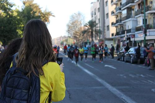 2014.02.23.051 - SEVILLA - Calle San Juan de Ribera - (XXX Maratón de Sevilla)