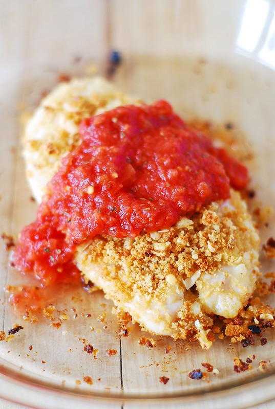 Baked chicken parmesan, Easy chicken parmesan, How to make chicken parmesan