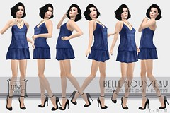 {belle nouveau} - soon at The Poser Pavilion!