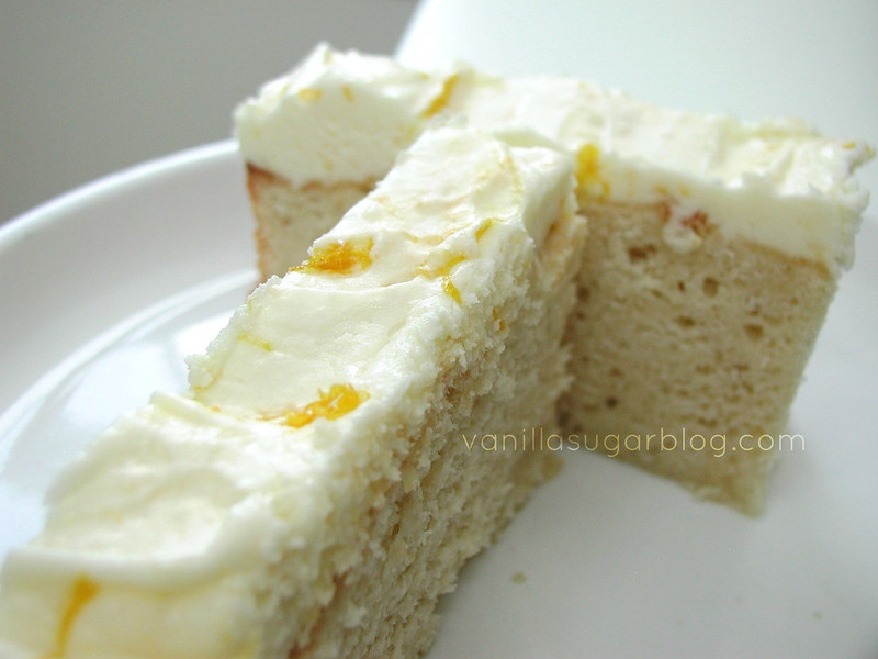 Copy of Vanilla Poundcake w Orange Creamsicle Frosting 7
