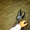 I warmed up to these pair of socks eventually. #socks #work #sotd #sockgame