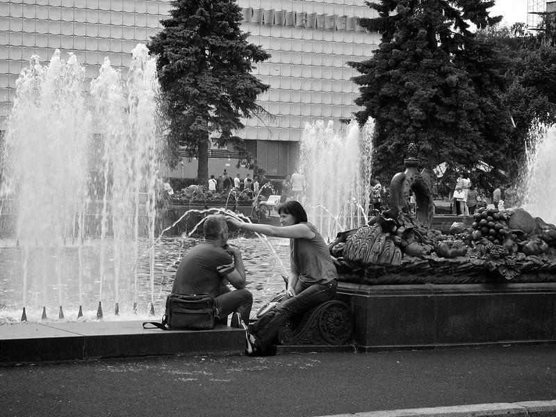 Moscow Walks #07 - Weekend evening, the OCE-ENEA