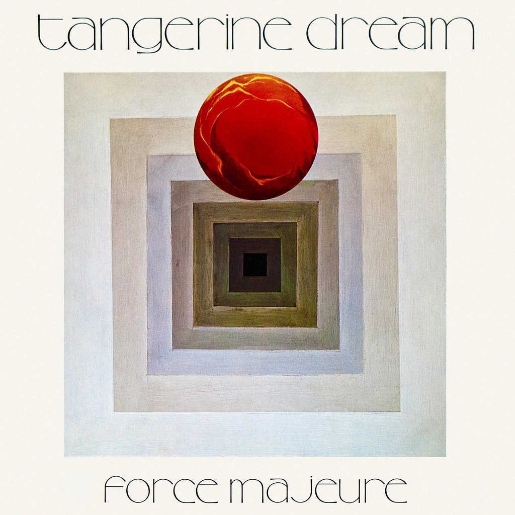 Tangerine Dream - Force Majoure