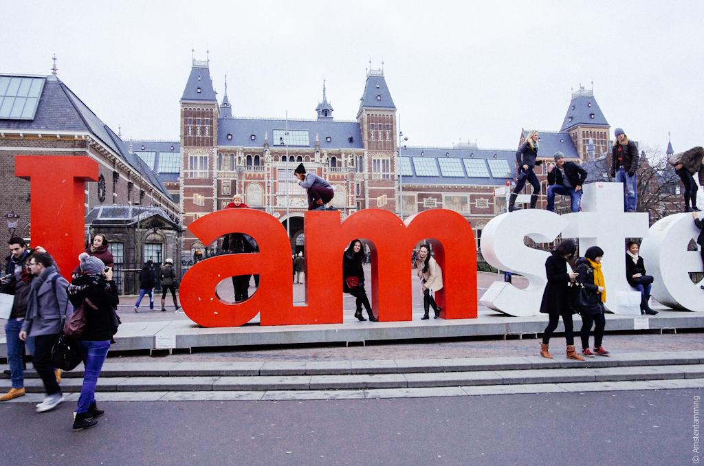 Amsterdam in Winter 2012-2013