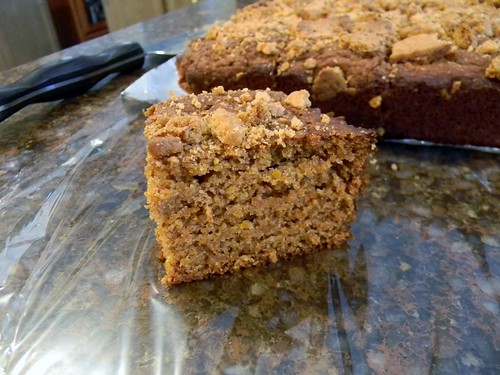 Fruit Butter Spice Cake