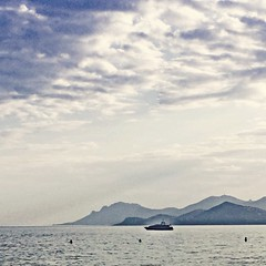 Sea & sky @ Cannes, France