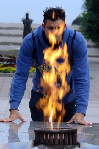 El fuego por las víctimas de la guerra en Irkutsk Irkutsk, la venecia siberiana de Rusia - 13830932293 bd26ba1a99 - Irkutsk, la venecia siberiana de Rusia